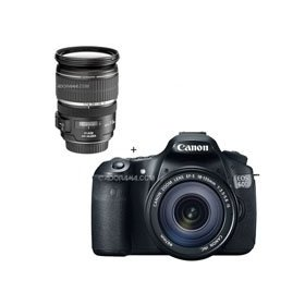 Canon EOS 60D Digital SLR Camera / Lens Kit. With EF 18-135mm f/3.5-5.6 IS USM Lens & EF-S 17-55mm f/2.8 IS USM Ultra Wide Angle Zoom Lens