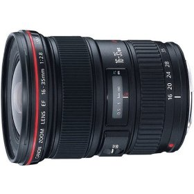 Canon EF 16-35mm f/2.8L II USM Zoom Lens for EOS Digital Camera for SLR