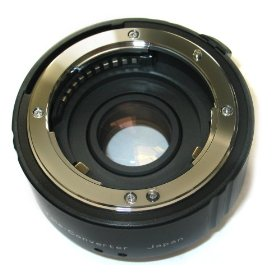 Bower MC4 2X AF Teleconverter for Nikon N / AFd lenses