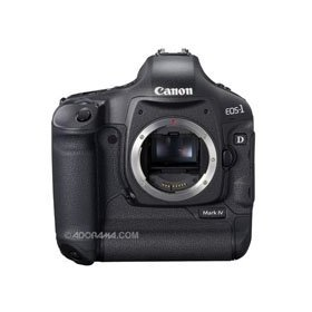 Canon EOS-1D MARK-IV Digital SLR Camera with 16.1 Megapixel, EOS HD Movie, 10 FPS - Grey Market