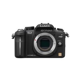 Panasonic DMCG2K Body Only 12.1-megapixel LUMIX digital camera (body only)