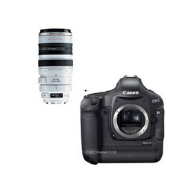 Canon EOS-1D MARK-IV Digital SLR Camera with EF 100-400mm f/4.5-5.6L IS USM