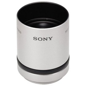 Sony VCL-DH2630 Telephoto Conversion Lens for Compatible Cybershot Digital Cameras