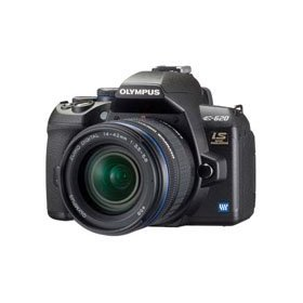Olympus E-620 Digital SLR Camera with 14mm - 42mm F3.5-5.6 Zuiko Digital Zoom Lens - Refurbished by Olympus U.S.A.