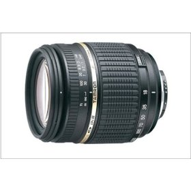 Tamron AF 18-250mm F/3.5-6.3 Di-II LD Aspherical (IF) Macro Zoom Lens for Pentax and Samsung Digital SLR Cameras