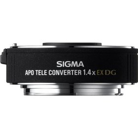 Sigma APO Teleconverter 1.4x EX DG for Minolta and Sony Mount Lenses