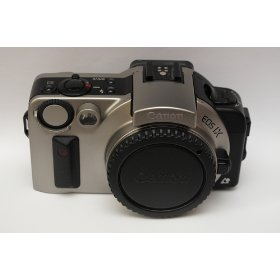 Canon EOS IX - SLR camera - APS - body only - metallic silver