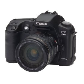 Canon EOS D60 - Digital camera - SLR - 6.3 Mpix - body only - supported memory: CF - black
