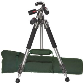 Ravelli APGL3 Professional Three Axis Head Camera Video Photo Tripod with Dual Quick Release Plates and Carry Bag