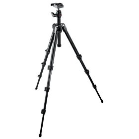 Manfrotto 7302YB M-Y Tripod with Ball - Replaces 725B