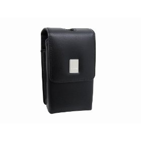 Canon PSC-55 Deluxe Leather Compact Case for SD430, SD500, SD550, SD600, SD630, SD700IS, SD800IS, SD850 IS, SD900,SD950IS & SD870IS Digital Cameras