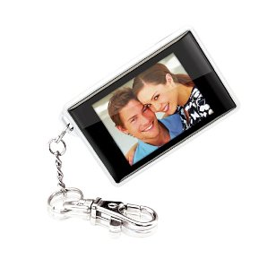 Coby 1.8-Inch Digital TFT LCD Photo Keychain DP180WHT (White)