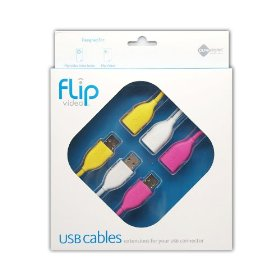 Flip Video USB Cables