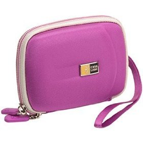 Case Logic ECB-1 EVA Digital Camera Case (Pink)