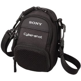 Sony LCS-CSD General Carrying Case for Compatible Cybershot Digital Cameras