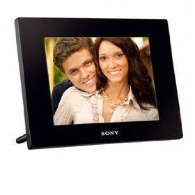 Sony DPF-D820 8-Inch SVGA LCD (4:3) Digital Photo Frame (Black)