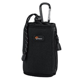 Lowepro 3.5-Inch Navi Handheld GPS Carrying Case (Black)