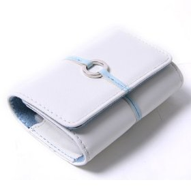 White Case for Nikon Coolpix Digital Cameras