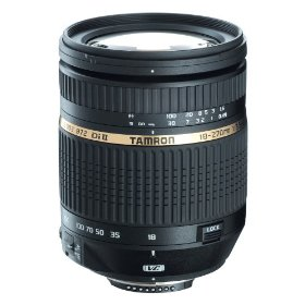 Tamron AF 18-270mm f/3.5-6.3 Di II VC LD Aspherical IF Macro Zoom Lens for Canon Digital SLR Cameras