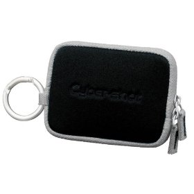 Sony LCS-TWE/B Carrying Case for the DSC-T2 (Black)