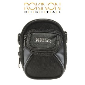 Rokinon Digital Camera Weather Resistant Carry Case for Nikon Coolpix L22, S70, S80, S3000, S4000, S5100, S6000 Digital Cameras