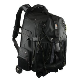 Ape Case Convertible Rolling Backpack ACPRO4000