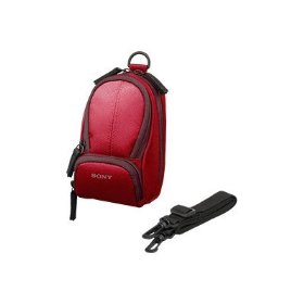 Sony LCSCSU/R DSC Carrying Case (Red)