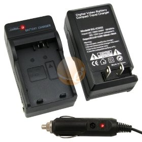 LP-E5 Battery Charger for Canon EOS Rebel T1i Xsi Xs