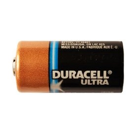 Duracell Ultra DL123A Lithium CR123A 3V Photo Lithium Batteries Bulk, 10 pcs --- NEW!