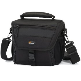 Lowepro Nova 160 AW Camera Bag (Black)