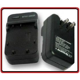 AC Wall Battery Charger For JVC BN-VF808, BN-VF808U, BN-VF815, BN-VF815U ,BN-VF823, BN-VF823U Batteries