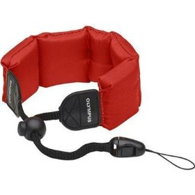 Olympus Foam Float Strap, 202212, Red