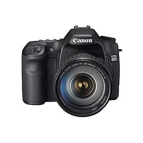 Canon EOS-40D Digital SLR Camera with 28-135 IS USM Lens Kit - Refurbished