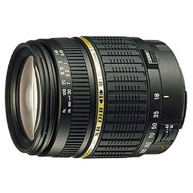 Tamron AF 18-200mm f/3.5-6.3 XR Di II LD Aspherical (IF) Macro Zoom Lens for Pentax Digital SLR Cameras