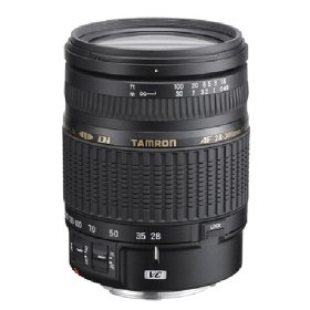 Tamron AF 28-300mm f/3.5-6.3 XR Di LD VC (Vibration Compensation) Aspherical (IF) Macro Zoom Lens with Built in Motor for Nikon Digital SLR Cameras