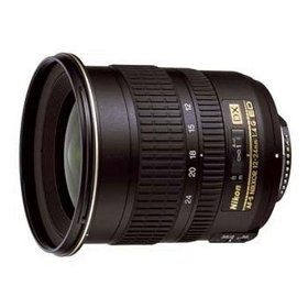 Nikon 12-24mm f/4G ED IF Autofocus DX Nikkor Zoom Lens