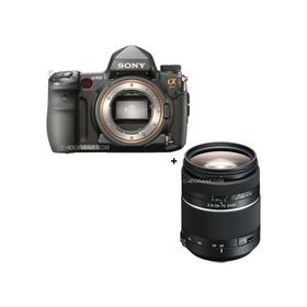 Sony Alpha DSLR-A900 Digital SLR Camera Body, with Sony DT 28-75mm f/2.8 Wide-Angle Zoom Lens