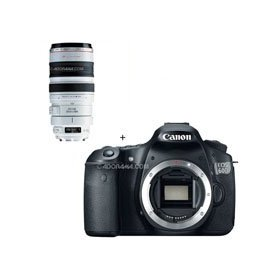 Canon EOS 60D Digital SLR Camera Body, with EF 100-400mm f/4.5-5.6L USM AutoFocus Image Stabilized