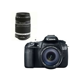Canon EOS 60D Digital SLR Camera and Lens Kit