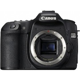Canon EOS 60d 18 Mp Cmos Digital SLR Camera with 3.0-inch LCD (Body Only) Kit