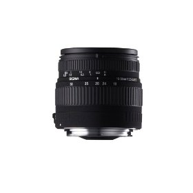 Sigma 18-50mm f/3.5-5.6 DC Aspherical Zoom Lens for Pentax and Samsung Digital SLR Cameras