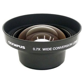 Olympus WCON-07C .7x Wide Angle Converter Lens for C5060 & C7070 Digital Cameras