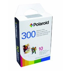 Polaroid PIF-300 Instant Film for 300 Series Cameras