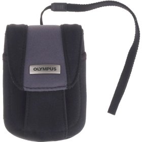 Olympus Neoprene Soft Digital Camera Case