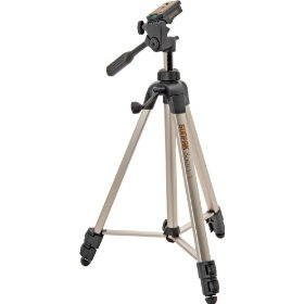 Sunpak 620-080 8001UT Tripod with Extra Quick-Release Mounting Plate