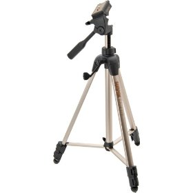 Sunpak 620-060 6601UT Tripod with Extra Quick-Release Mounting Plate