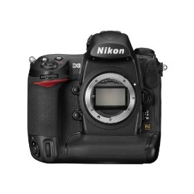 Nikon D3 12.1MP FX Digital SLR Camera (Body Only)