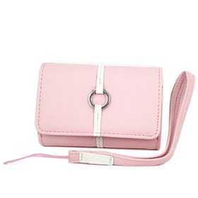 Pink Case for Canon Powershot Digital Cameras