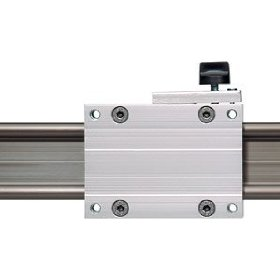 DryLin� W16-C Linear Motion System with clamp for Camera Sliders