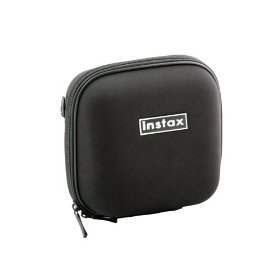 Fuji Instax IS32-STN084 Mini Zippered Camera Case for INSTAX Mini-7s (Black)